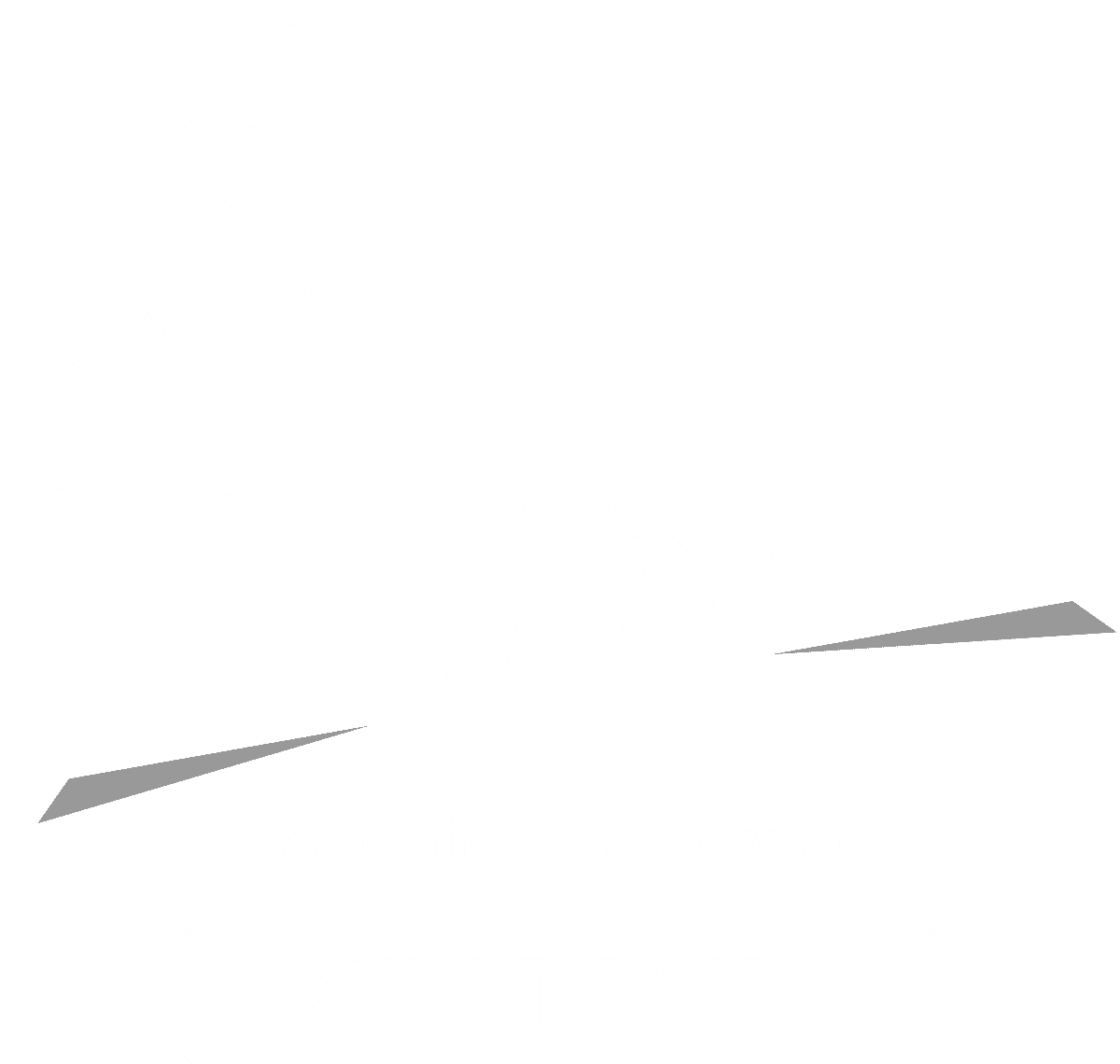 Up To 40% Off Online and In-Store
