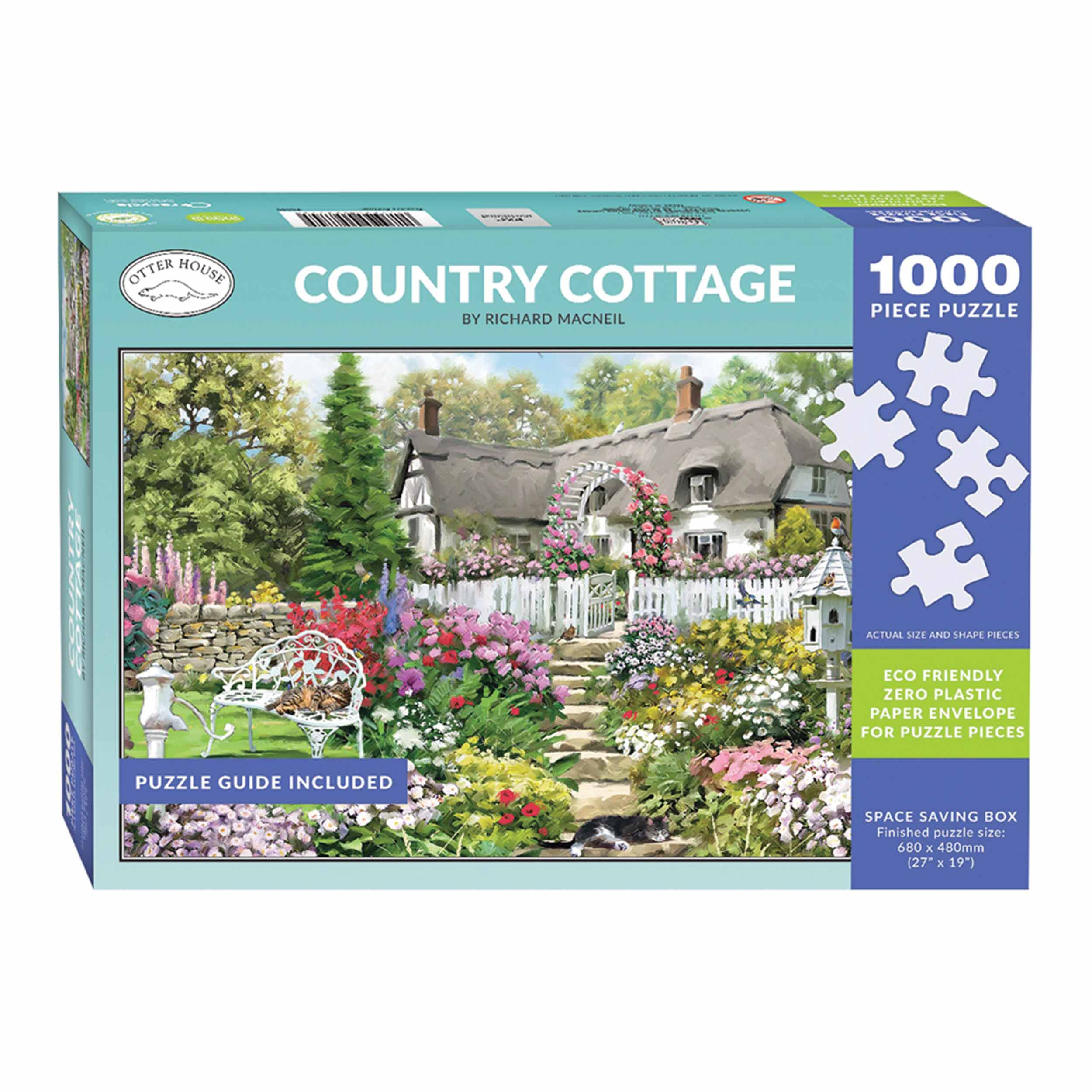 Country Cottage Jigsaw