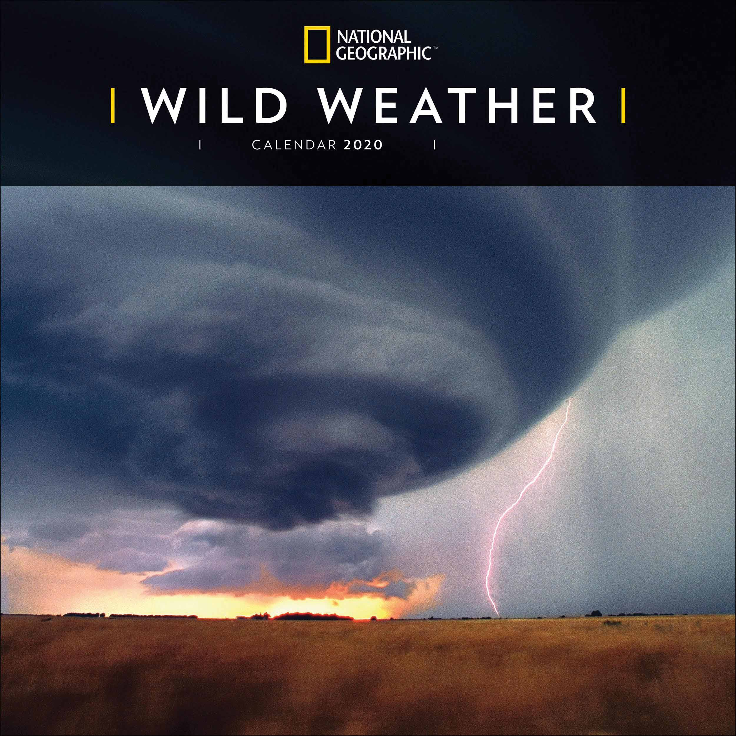 National Geographic, Wild Weather Calendar