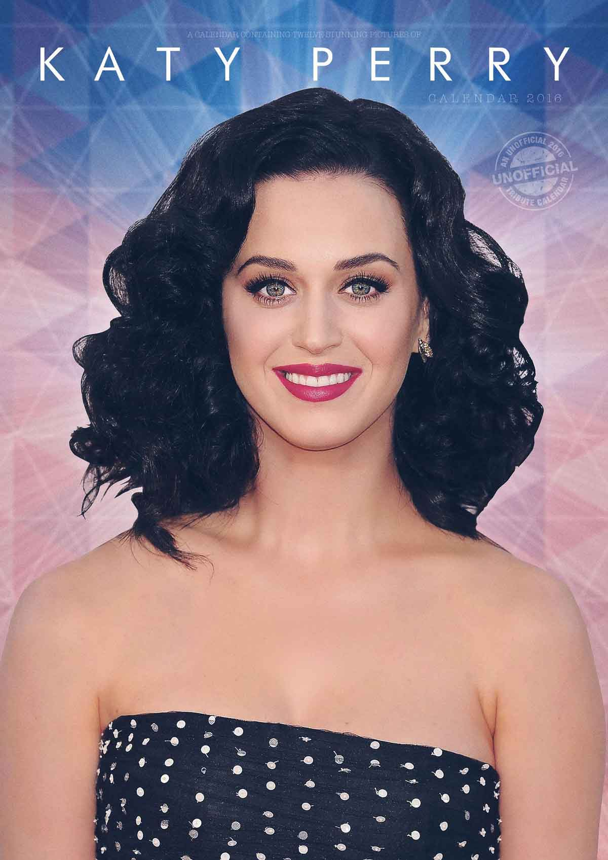 Katy Perry A3 Calendar 2016 - Calendar Club UK